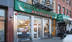Russ & Daughters, New York, NY